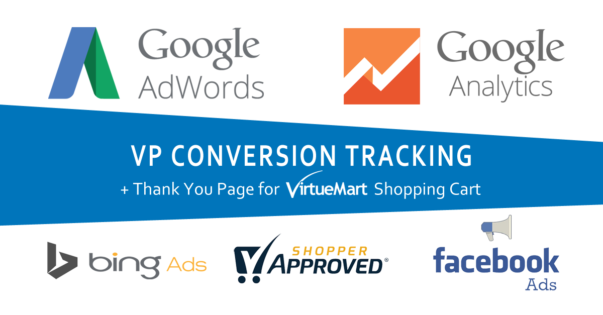 Google adwords conversion tracking code virtuemart контекстная реклама акция